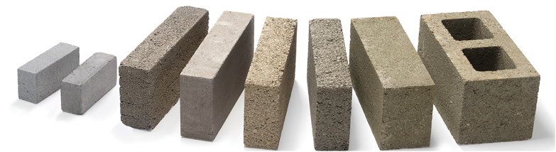 Bekstone Concrete Blocks