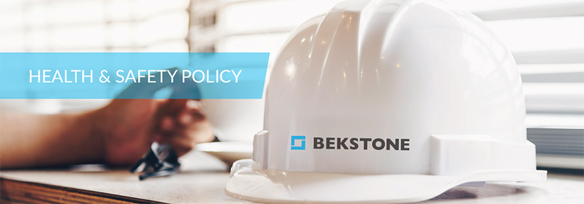 Bekstone Health & Safety Policy