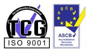 Bekstone is ISO 9001 accredited