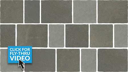 Denby Cobble PAving